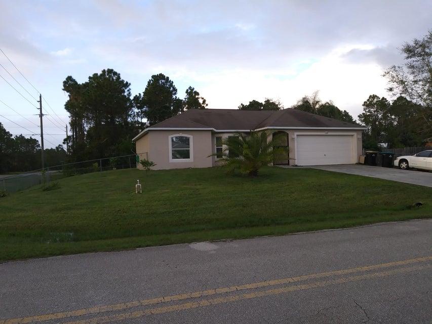 Casa Unifamiliar por un Venta en 1299 Danforth Street SW 1299 Danforth Street SW Palm Bay, Florida 32908 Estados Unidos