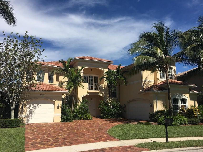 Location pour l à louer à 8746 Caraway Lake Court 8746 Caraway Lake Court Boynton Beach, Florida 33473 États-Unis