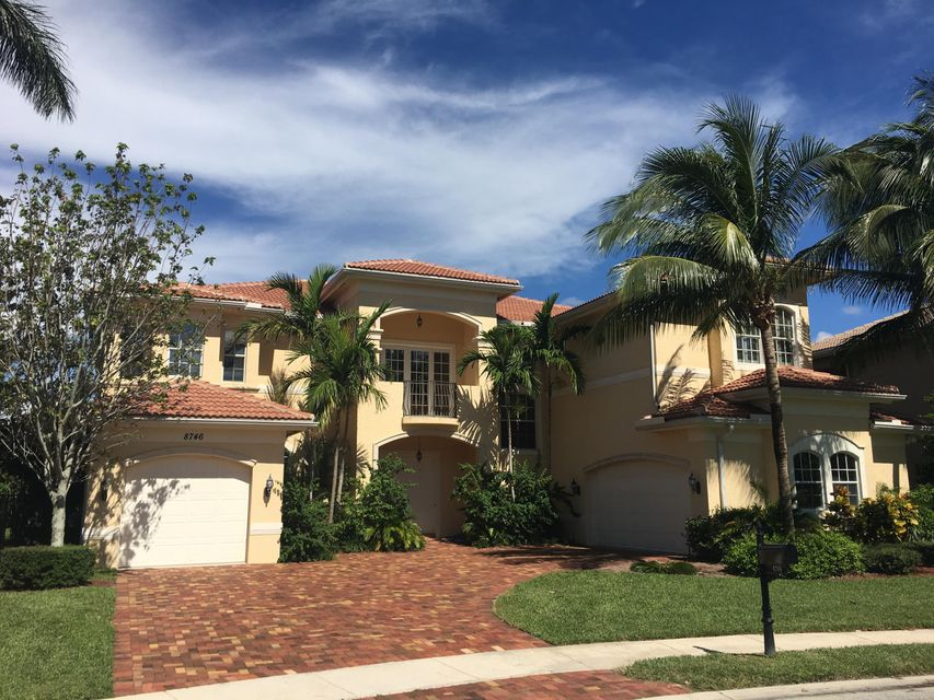 Rentals للـ Rent في 8746 Caraway Lake Court 8746 Caraway Lake Court Boynton Beach, Florida 33473 United States