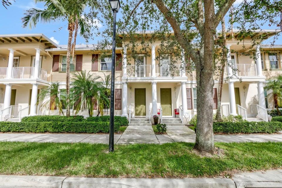 联栋屋 为 销售 在 4313 Parkside Drive 4313 Parkside Drive 朱庇特, 佛罗里达州 33458 美国