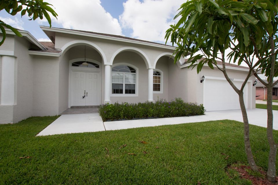 Rentals for Rent at 2052 SW Gailwood Street 2052 SW Gailwood Street Port St. Lucie, Florida 34987 United States