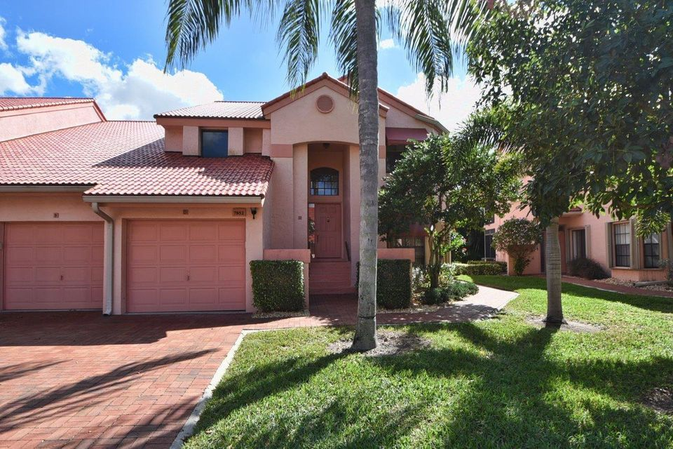 Konsum / Eigentumswohnung für Verkauf beim 7852 Lexington Club Boulevard 7852 Lexington Club Boulevard Delray Beach, Florida 33446 Vereinigte Staaten