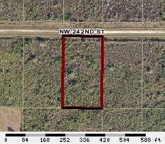 Land für Verkauf beim 18668 NW 242nd Street 18668 NW 242nd Street Okeechobee, Florida 34972 Vereinigte Staaten