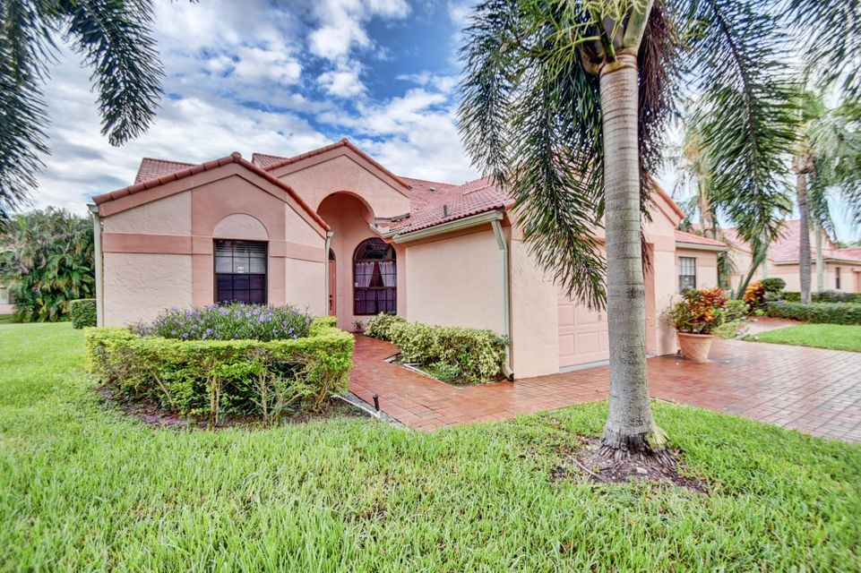 Villa for Sale at 7900 Lexington Club Boulevard 7900 Lexington Club Boulevard Delray Beach, Florida 33446 United States