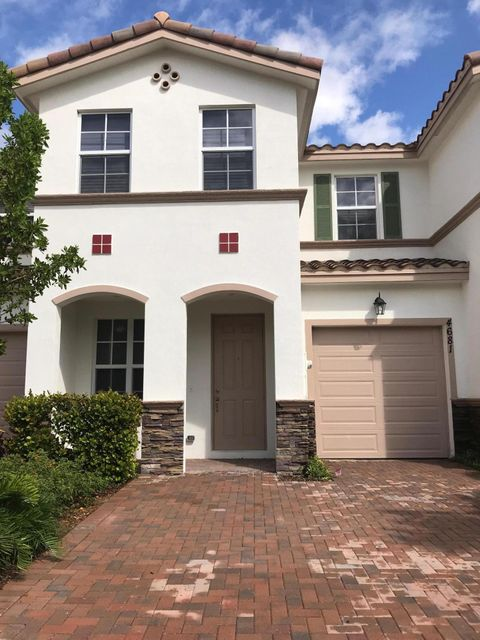 Townhouse for Rent at 4681 Tara Cove Way 4681 Tara Cove Way West Palm Beach, Florida 33409 United States