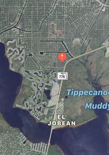 Terreno por un Venta en 14503 Coral Sea Avenue 14503 Coral Sea Avenue Port Charlotte, Florida 33953 Estados Unidos