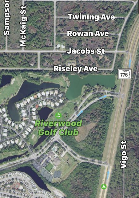 Land for Sale at 2863 Jacobs Street 2863 Jacobs Street Port Charlotte, Florida 33953 United States
