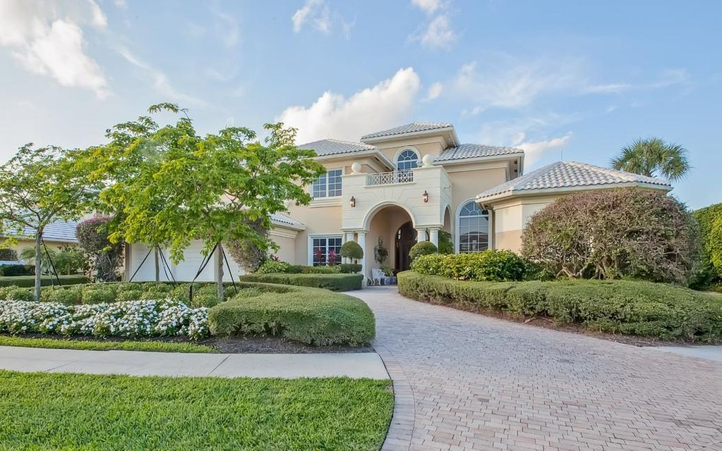 Single Family Home for Sale at 4845 Tallowwood Lane 4845 Tallowwood Lane Boca Raton, Florida 33487 United States