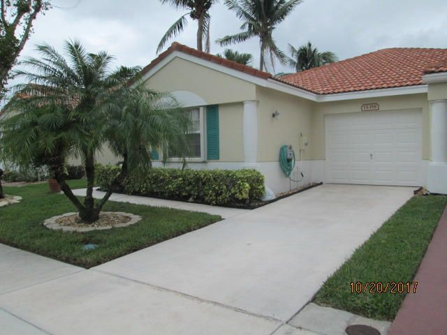 FLORAL LAKES 2 home 15358 Floral Club Road Delray Beach FL 33484