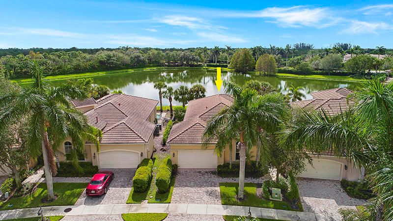 Rentals للـ Sale في 112 Andalusia Way 112 Andalusia Way Palm Beach Gardens, Florida 33418 United States