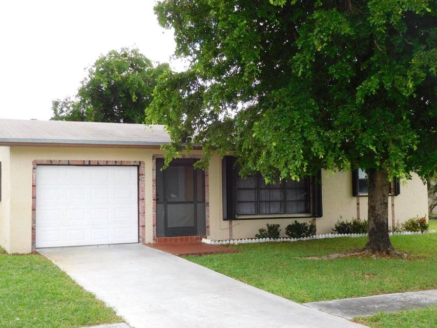 出租 为 出租 在 14834 Wood Lodge Lane 14834 Wood Lodge Lane 德尔雷比奇海滩, 佛罗里达州 33484 美国