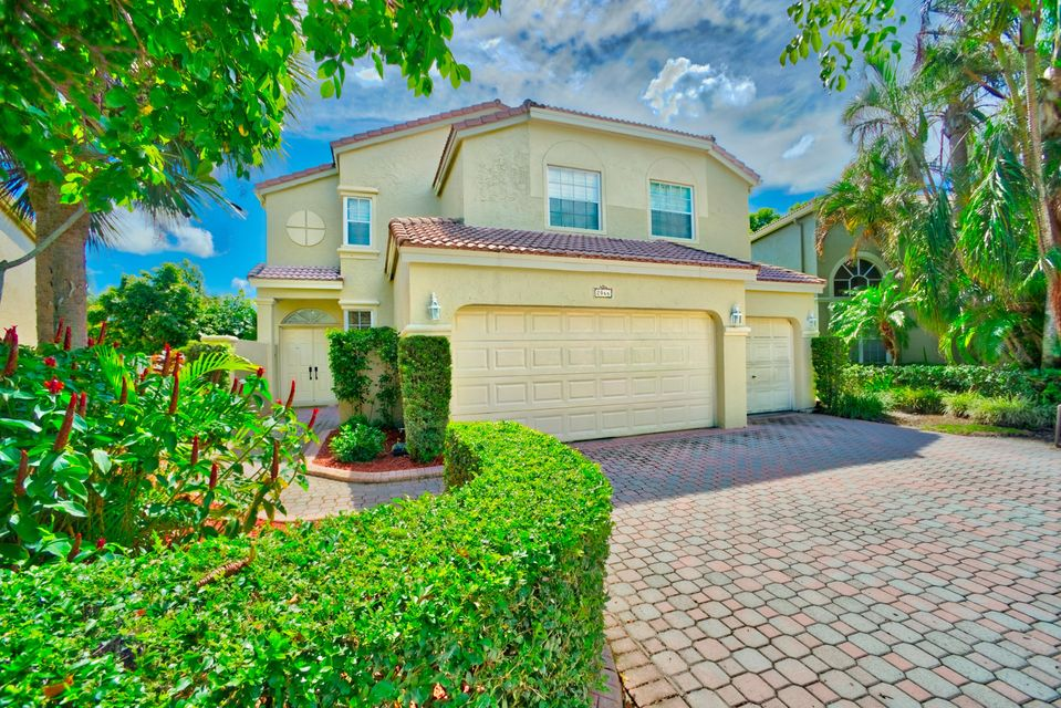 Home for sale in Classics At Bear Lakes West Palm Beach Florida