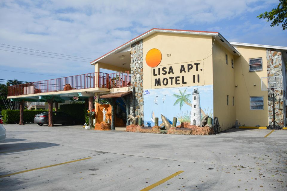 Hotel / Motel por un Venta en 727 S Federal Highway 727 S Federal Highway Lake Worth, Florida 33460 Estados Unidos