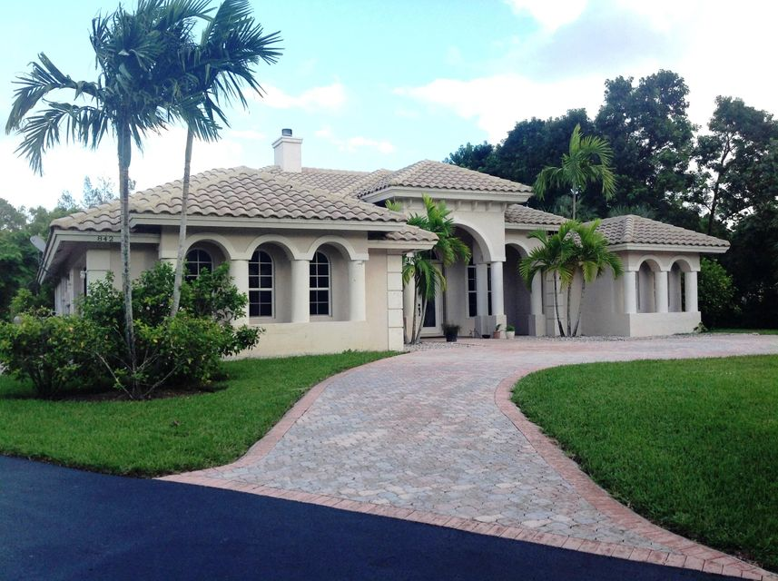 Single Family Home for Rent at 842 W Rambling Drive 842 W Rambling Drive Wellington, Florida 33414 United States