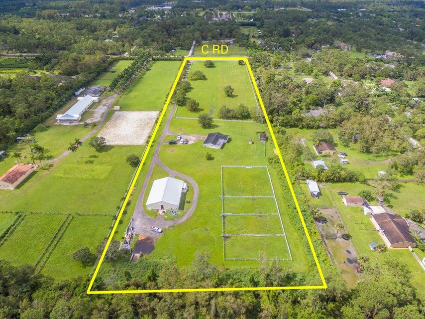 Casa para uma família para Venda às 1752 C Road 1752 C Road Loxahatchee Groves, Florida 33470 Estados Unidos