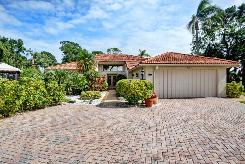 58 Woods Lane  Boynton Beach FL 33436
