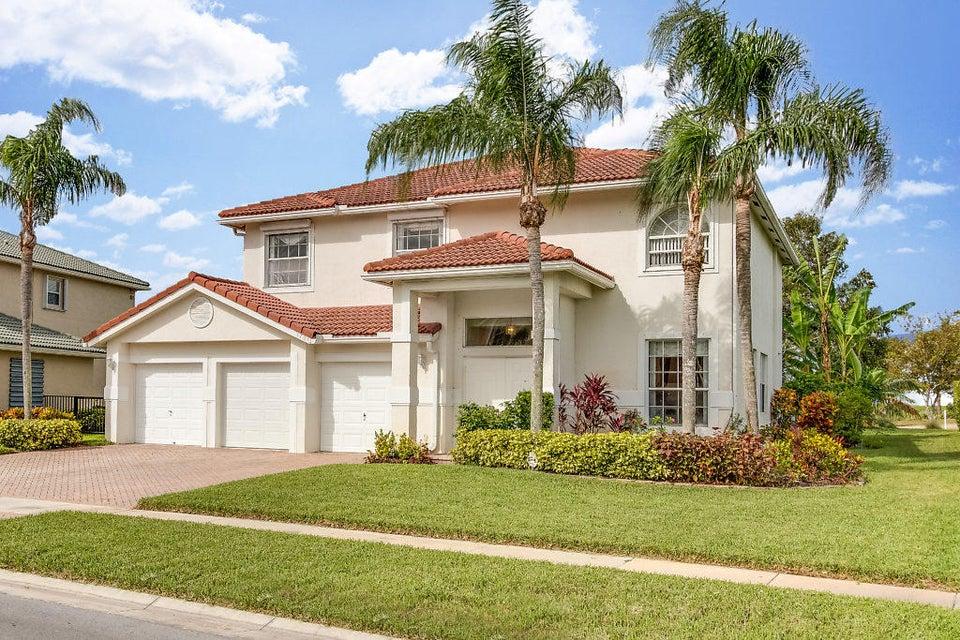 独户住宅 为 销售 在 1701 Corsica Drive 1701 Corsica Drive 惠灵顿, 佛罗里达州 33414 美国