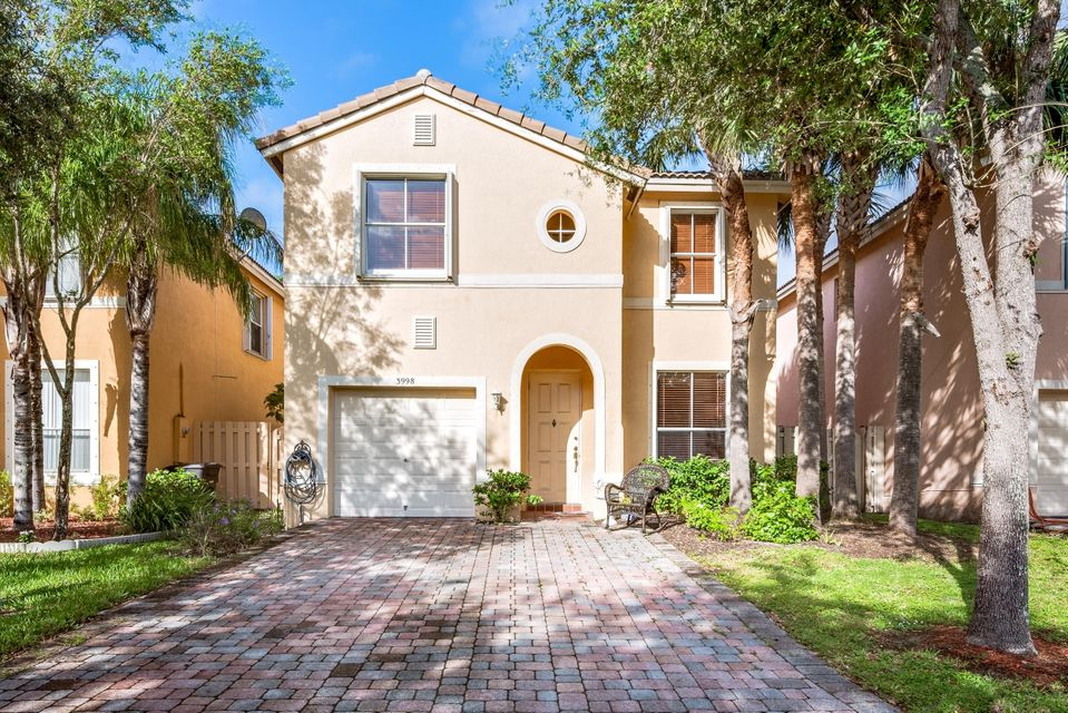Home for sale in Lakes Of Laguna West Palm Beach Florida