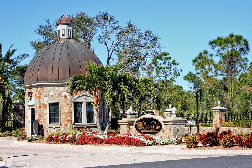 LOST LAKE HOBE SOUND FLORIDA