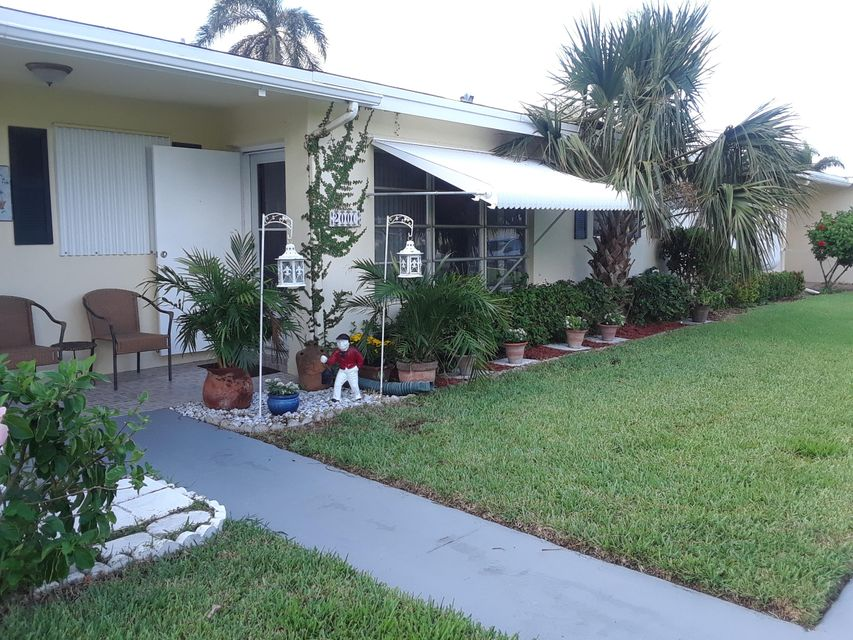 PINE POINT VILLAS CONDO home 200 Bayview Avenue Boynton Beach FL 33435