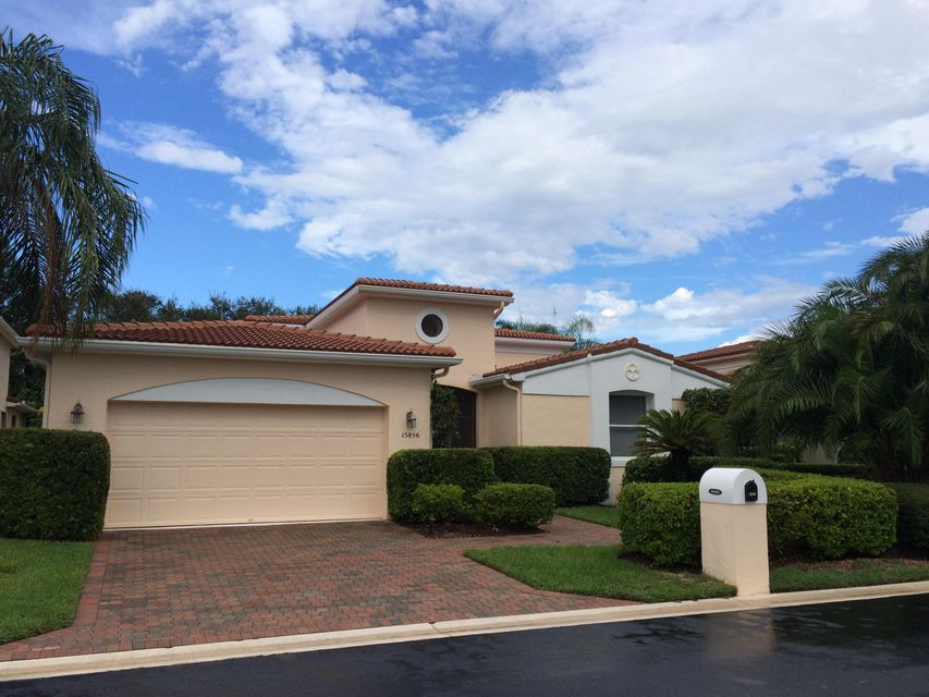 15856 Westerly Terrace  Jupiter FL 33477