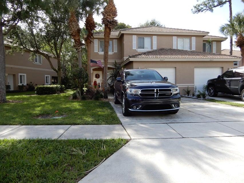 Townhouse for Rent at 4667 Pinemore Lane 4667 Pinemore Lane Lake Worth, Florida 33463 United States