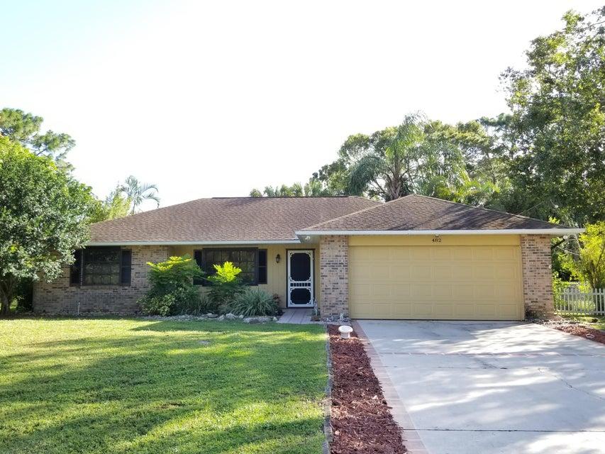Maison unifamiliale pour l Vente à 482 NW Ferris Drive 482 NW Ferris Drive Port St. Lucie, Florida 34983 États-Unis