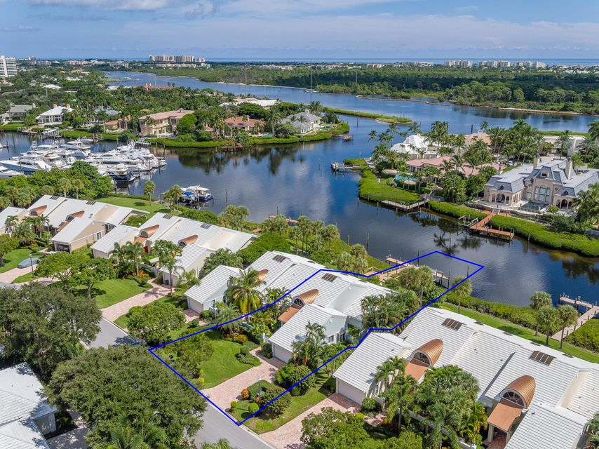 Condominium for Sale at 4202 Captains Way 4202 Captains Way Jupiter, Florida 33477 United States