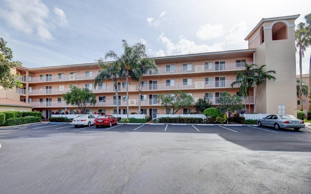 REGAL SHORES CONDO home 5746 Crystal Shores Drive Boynton Beach FL 33437