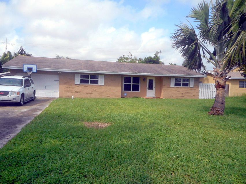 Home for sale in WYNNEWOOD ACRES PL 3 IN West Palm Beach Florida