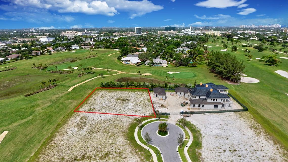 Terrain pour l Vente à 4041 Country Club Lane 4041 Country Club Lane Fort Lauderdale, Florida 33308 États-Unis