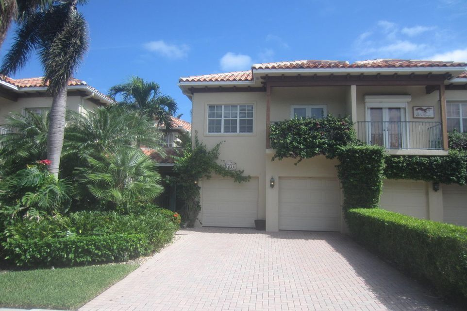 Townhouse for Sale at 1428 Harbour Point Drive 1428 Harbour Point Drive Palm Beach Gardens, Florida 33410 United States