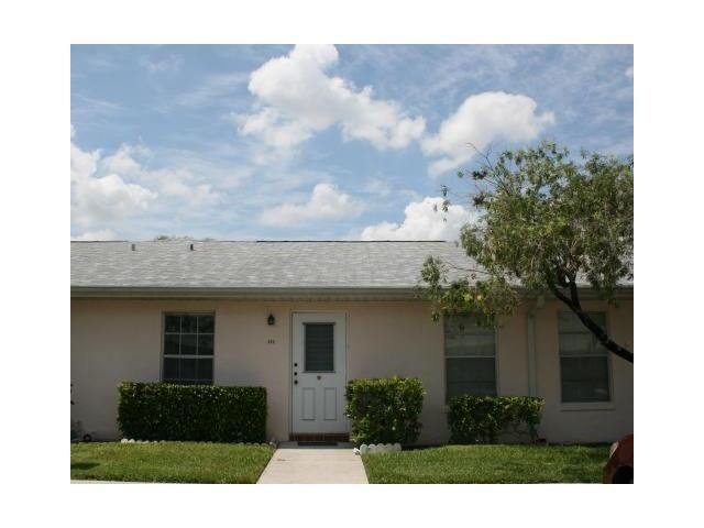 Villa for Rent at 372 Bennington 372 Bennington Lake Worth, Florida 33467 United States