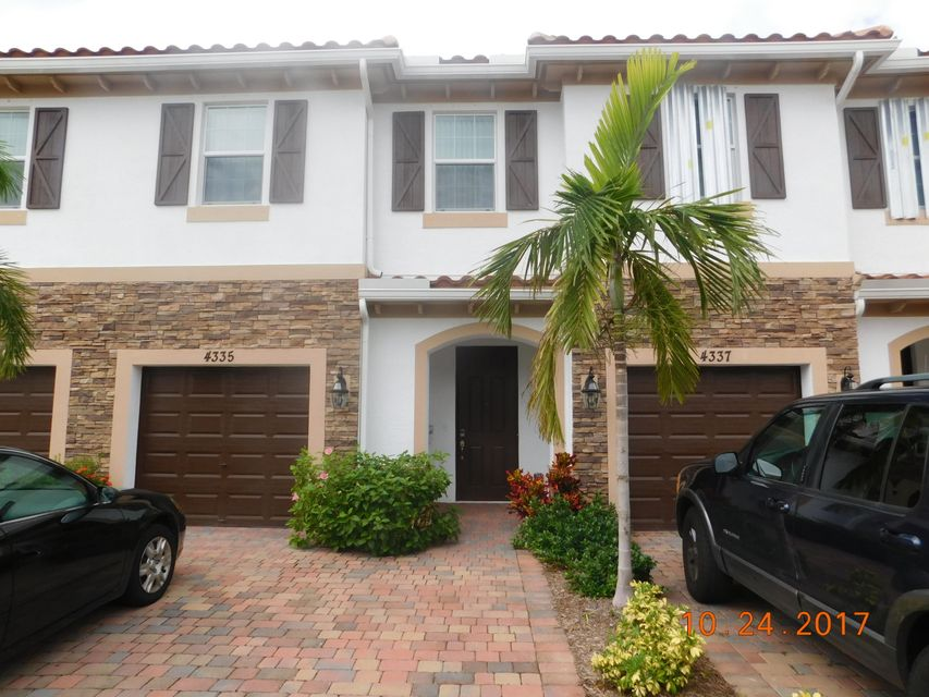4335 Brewster Lane West Palm Beach, FL 33417 - MLS #: RX-10376062