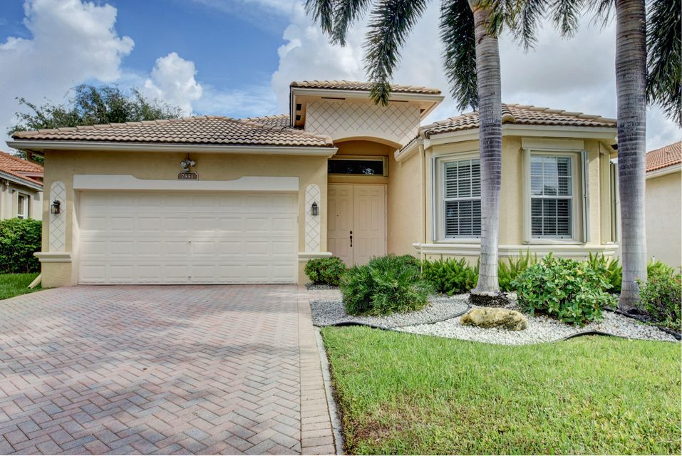 7751 New Ellenton Drive  is listed as MLS Listing RX-10312058