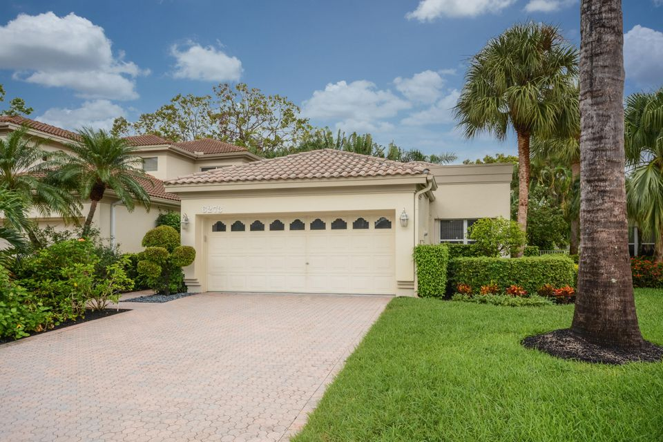 Villa for Sale at 6273 San Michel Way S 6273 San Michel Way S Delray Beach, Florida 33484 United States