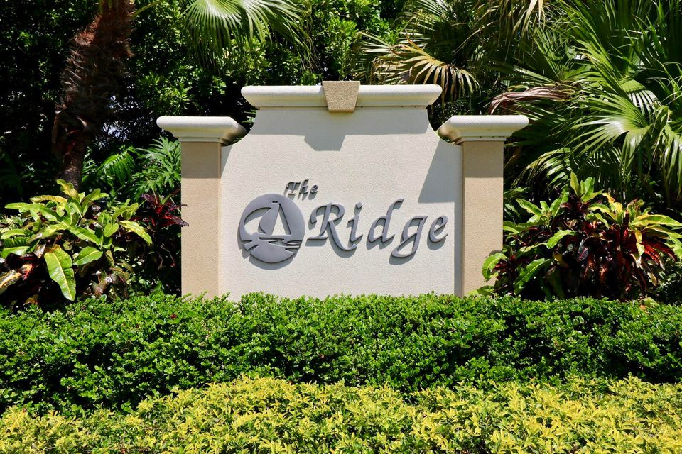 RIDGE AT THE BLUFFS JUPITER FLORIDA