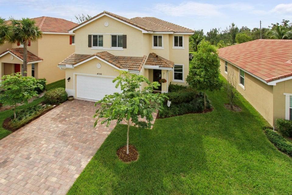 Casa Unifamiliar por un Venta en 4755 Foxtail Palm Court 4755 Foxtail Palm Court Greenacres, Florida 33463 Estados Unidos