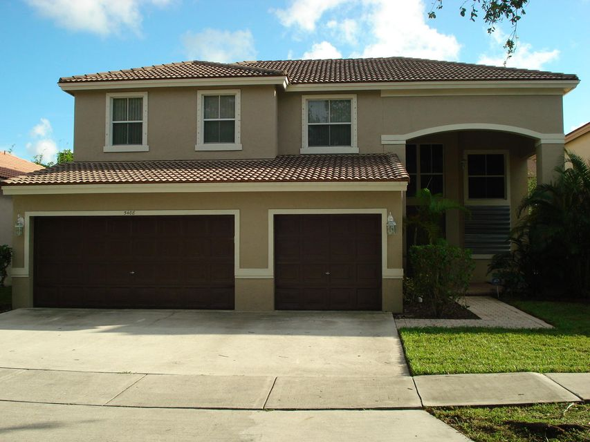 Single Family Home for Sale at 5408 NW 48 Street 5408 NW 48 Street Coconut Creek, Florida 33073 United States