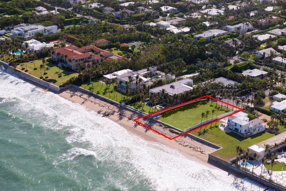 Single Family Home for Sale at 7 Ocean Lane 7 Ocean Lane Palm Beach, Florida 33480 United States