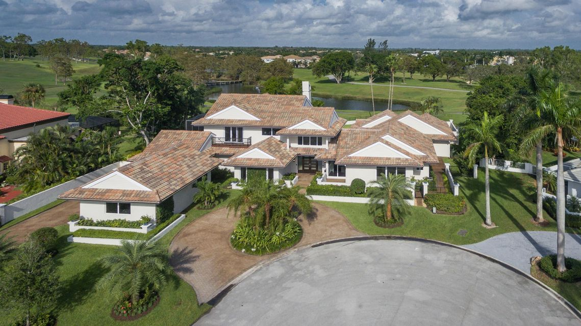 Single Family Home for Sale at 11795 Maidstone Drive Wellington, Florida 33414 United States