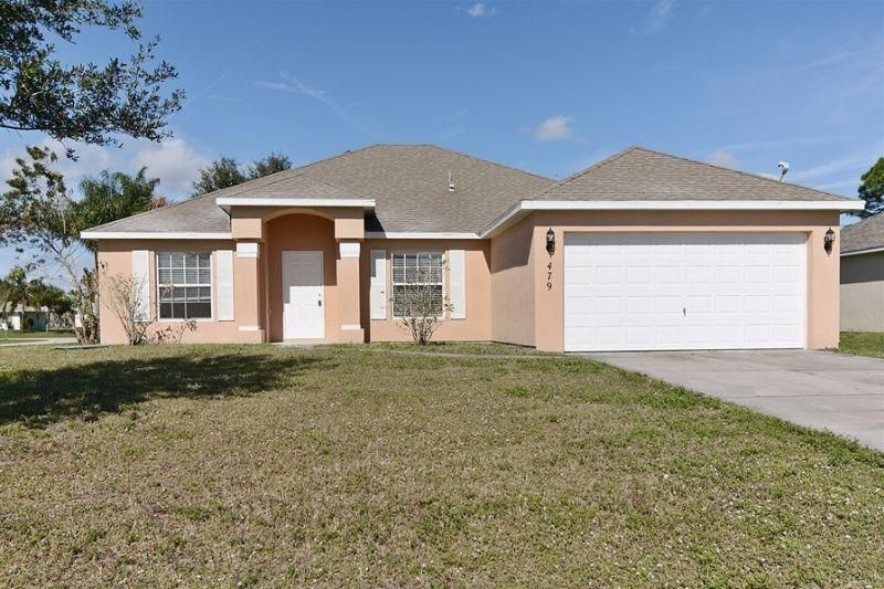 Rentals for Rent at 479 SW Lakehurst Drive 479 SW Lakehurst Drive Port St. Lucie, Florida 34983 United States