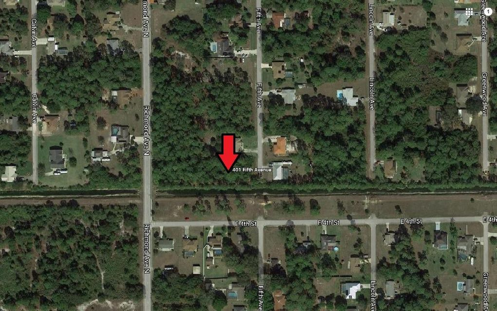 Land for Sale at 401 Fifth Avenue 401 Fifth Avenue Lehigh Acres, Florida 33972 United States