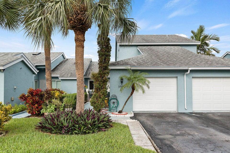 Stadthaus für Verkauf beim 3997 Island Club Drive 3997 Island Club Drive Lake Worth, Florida 33462 Vereinigte Staaten