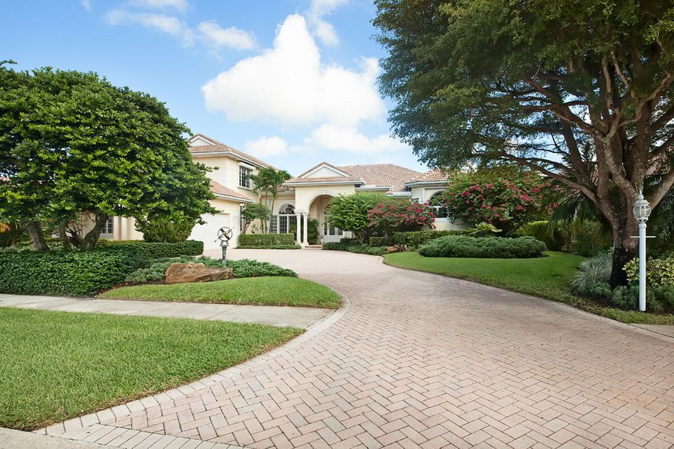 Single Family Home for Sale at 4252 Bocaire Boulevard 4252 Bocaire Boulevard Boca Raton, Florida 33487 United States