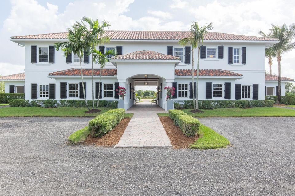 Single Family Home for Sale at 4700 Stables Way 4700 Stables Way Wellington, Florida 33414 United States