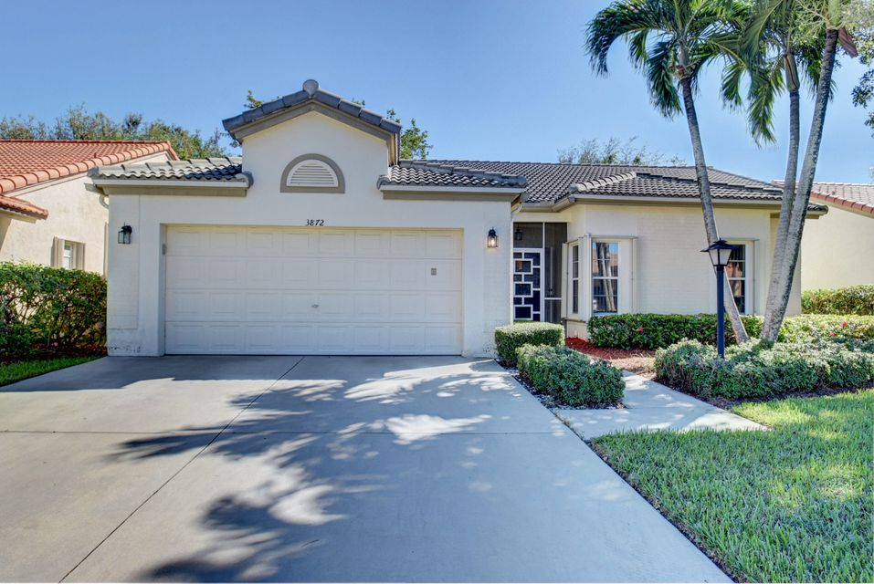 Home for sale in Summer Chase Lake Worth Florida