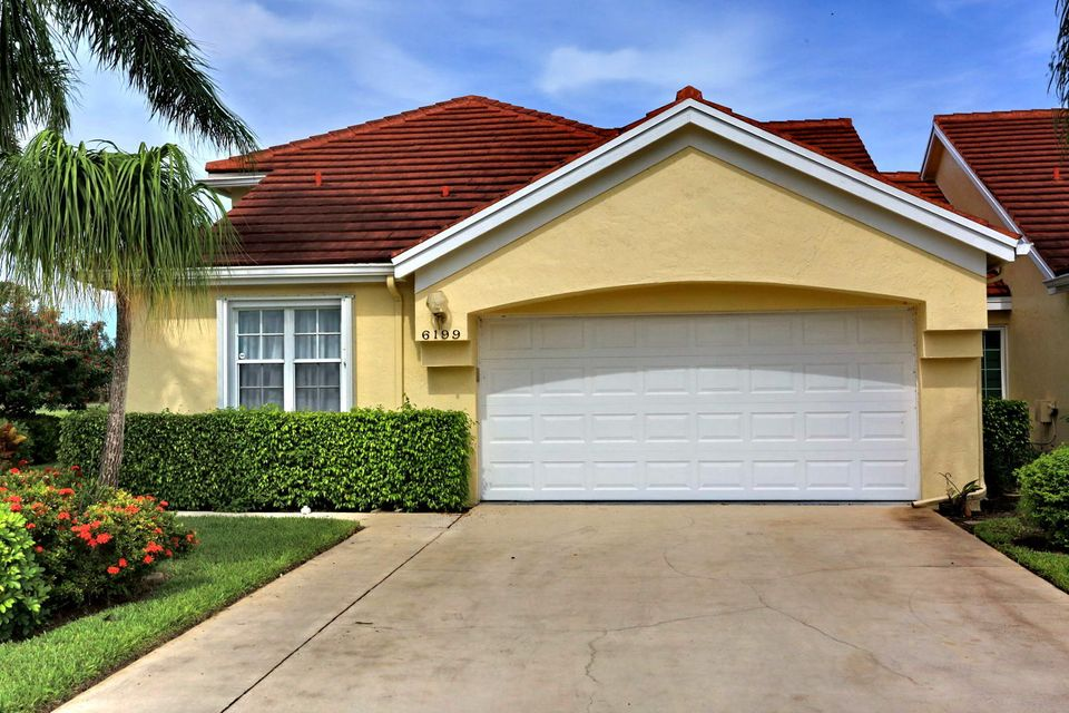 Villa for Sale at 6199 Bear Creek Court 6199 Bear Creek Court Lake Worth, Florida 33467 United States