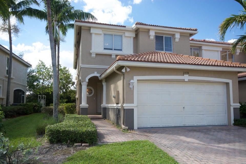 Casa unifamiliar adosada (Townhouse) por un Venta en 2370 Center Stone Lane 2370 Center Stone Lane Riviera Beach, Florida 33404 Estados Unidos