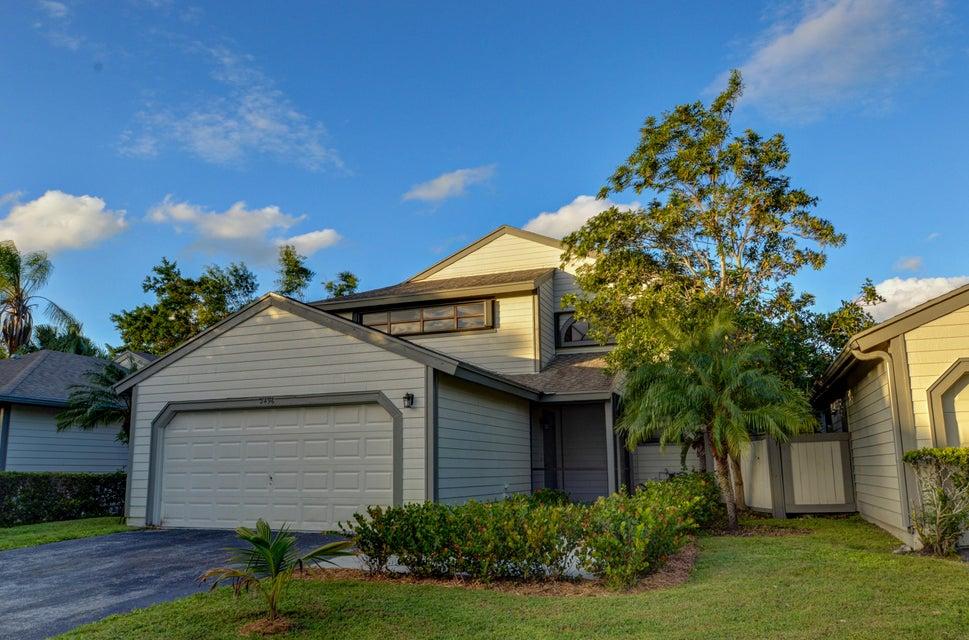 واحد منزل الأسرة للـ Sale في 2496 Bedford Mews Drive 2496 Bedford Mews Drive Wellington, Florida 33414 United States